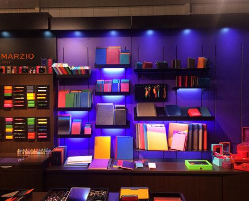 Illuminazione led interni archivi acrilight sistemi per l
